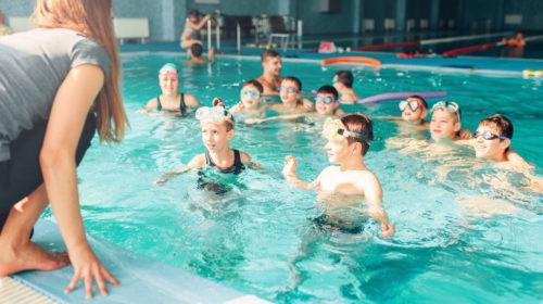 piscine beau soleil vacances toussaint